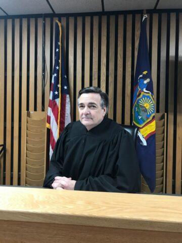 Judge Peter M. Finocchiaro